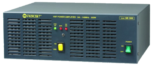 Microset SR-300 VHF POWER AMPLIFIER