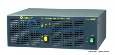 Microset RU-500 UHF POWER AMPLIFIER