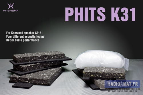 PHITS K31  -  KENWOOD SP-31