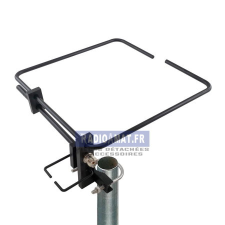 DX-YG-1443-VU-B - MINI ANTENNE YAGI LOOP VHF / UHF